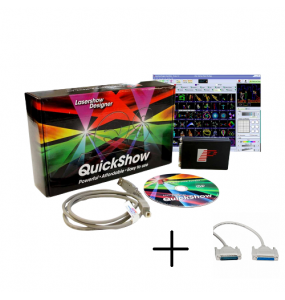 Logiciel QuickShow Pangolin
