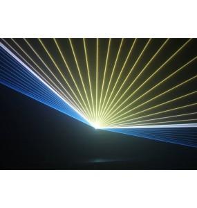 Show laser 10W RGB SEMI-PRO