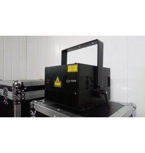 LASER ECS 6W RGB R638 (OPTION FB4)