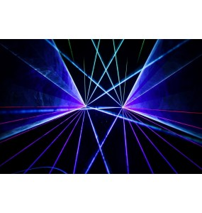 LASER 15W RGB