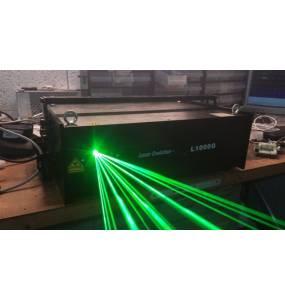 Laser 1W Vert 532nm TTL
