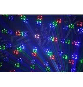 Laser 1500mW RGB Analogique 5 en 1