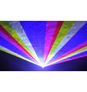 Laser 6W RGB