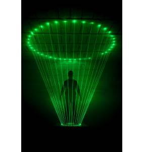 Laserman 4W Vert 520nm...