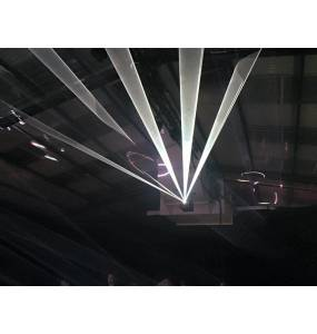 BLANC LASER 15W RGB