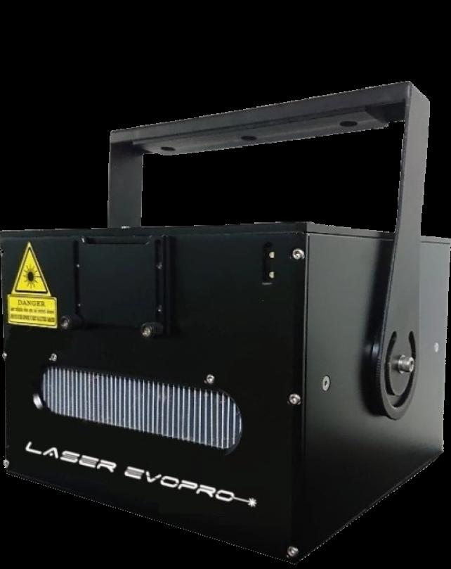 Laser 5W Vert CNI